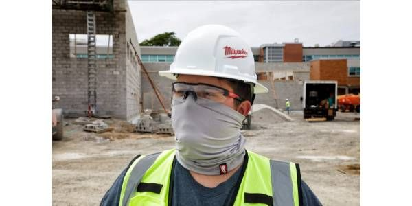 Milwaukee Neck Gaiter Delivers All Day Comfort
