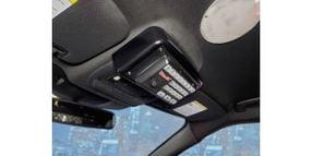 Havis Overhead Console for 2020 Ford Police Interceptor Utility Vehicle, Explorer
