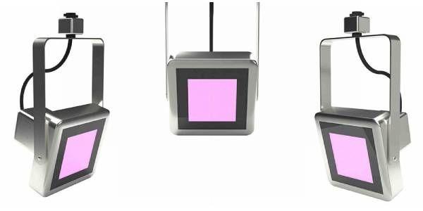 Larson Electronics Far-UVC Gimble Track Lights