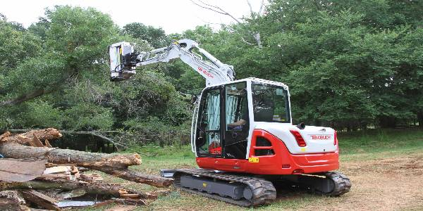Takeuchi 300 Series Excavator