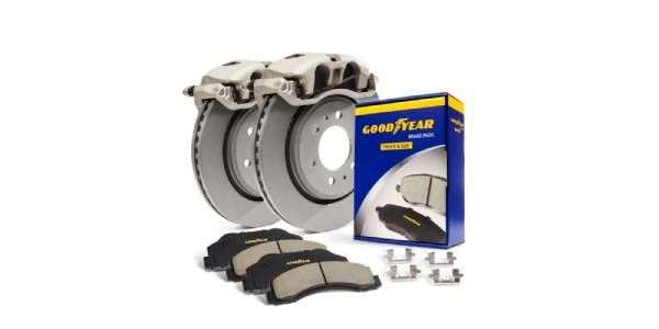 Goodyear Announces Full Line of Braking Components