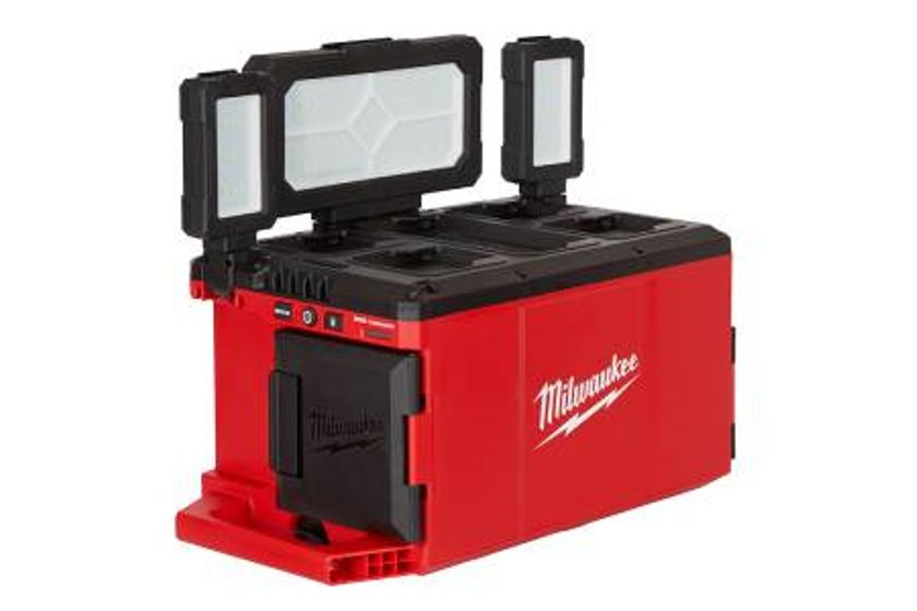 Milwaukee M18 PACKOUT Light/Charger