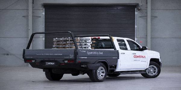 Comtruk Aluminum Cargo Beds with Operable Gates