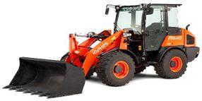 Kubota Previews New 2021 Construction Equipment