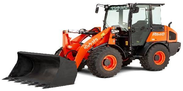 Kubota Previews New 2021 Construction Equipment