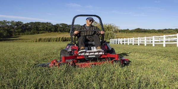 Toro Z Master 2000 Zero-Turn Mowers