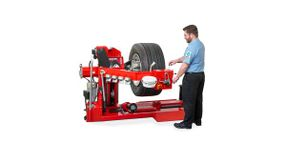 Hunter's TCX635HD Model Heavy-Duty Tire Changer