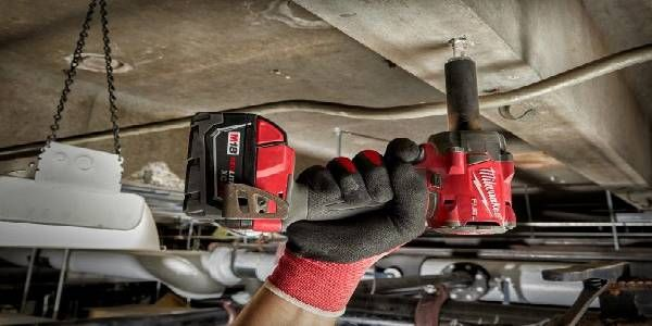 Milwaukee M18 FUEL Compact Impact Wrenches