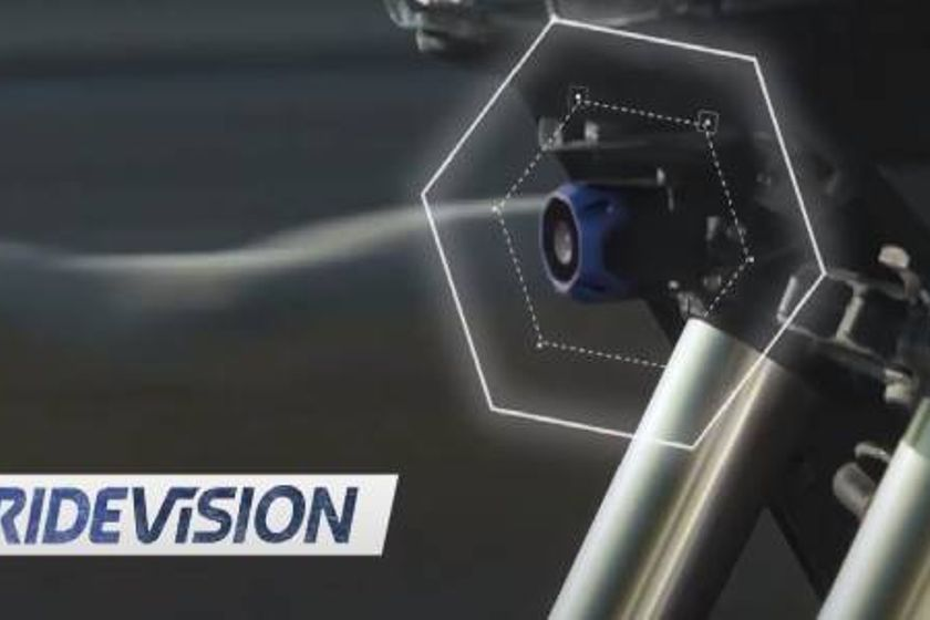 Ride Vision Collision-Aversion Technology for Motorcycles