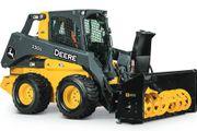 John Deere Single-Motor, High-Flow Snow Blower Models
