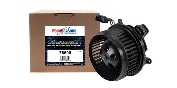 Four Seasons Line of Brushless Blower Motors