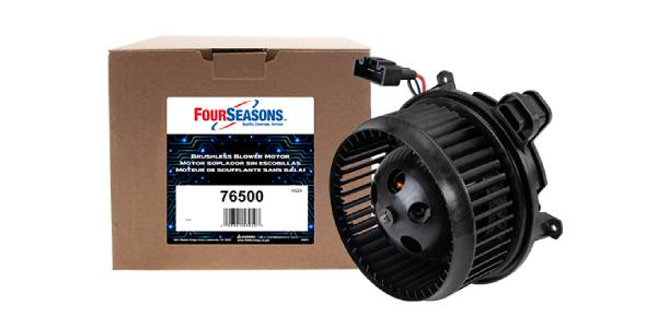 Four Seasons Line of Brushless Blower Motors