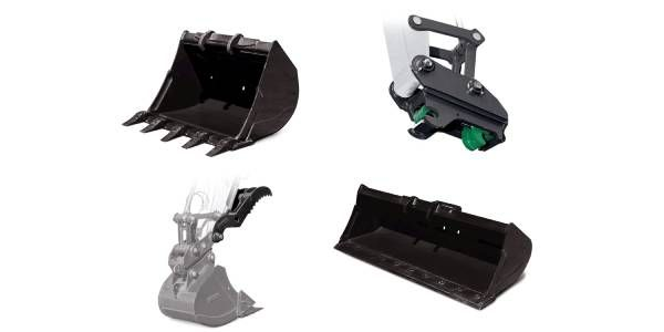 Bobcat Introduces New Large Excavator Attachments