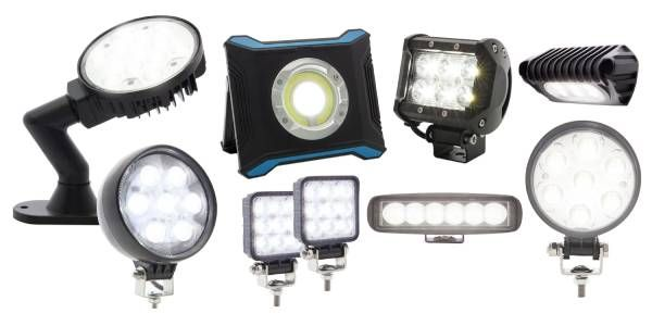 Optronics Expands LED Light Offering with Eight New Lamps
