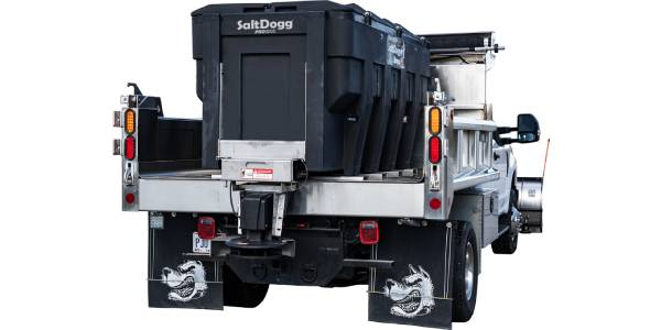 Buyers Products Upgrades 3-Cubic-Yard, Electric, Poly-Hopper Spreader