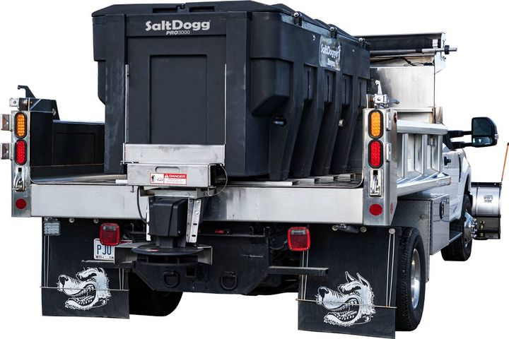 The company is extending the popular PRO Series spreader line with a higher capacity model. - Photo:Buyers Products