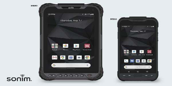 Sonim RS60, RS80 SmartScanner Devices