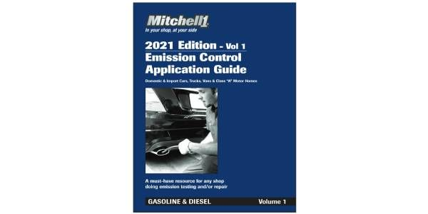 Mitchell 1 2021 Emission Control Application Guide