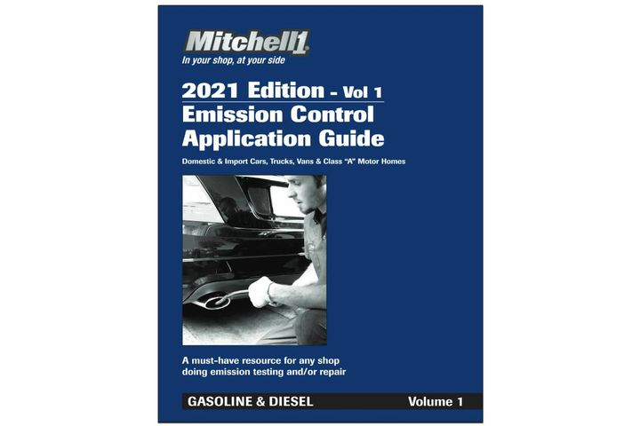 Mitchell 1 announced its updated annual resource for shops doing emission testing and/or repair. - Photo: Mitchell 1