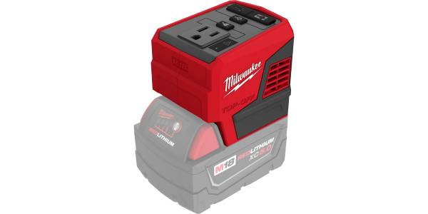 Milwaukee Tool M18 TOP-OFF 175W Power Supply
