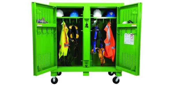 KNAACK Expands Safety Kage Industrial Cabinet Line