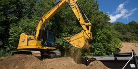 Cat 315 GC Excavator Lowers Maintenance, Fuel Costs
