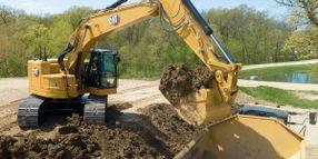 Caterpillar 335 Next Gen Excavator Boosts Jobsite Productivity