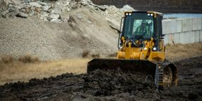Cat 963 Track Loader Pairs Versatility with Fuel Improvements