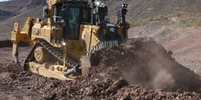 Cat D9 Dozer Lowers Owning, Operating Costs
