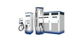 PACCAR Parts Introduces Vehicle Charging Stations for EVs