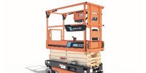 JLG Releases Hydraulic-Free DaVinci AE1932 Electric Scissor Lift