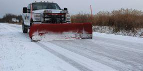Winter Equipment's Pegasus Expandable Plow Cutting Edge System