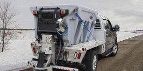 Hilltip Introduces IceStriker 1200-4200AM Combi Spreaders