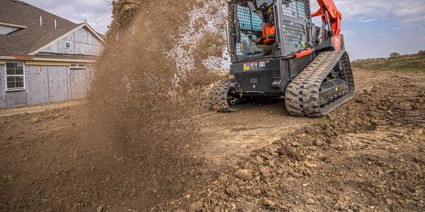 Kubota's SVL97-2 Offers Increased Productivity