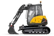 Mecalac Offers New Boom for Excavation and Loading