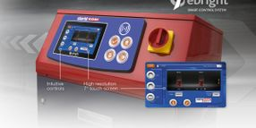 Stertil-Koni Includes Touch Screen Control with Skylift Platform