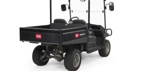 Toro Expands Workman Line with Steel Bed and Lithium Ion Lifted Model