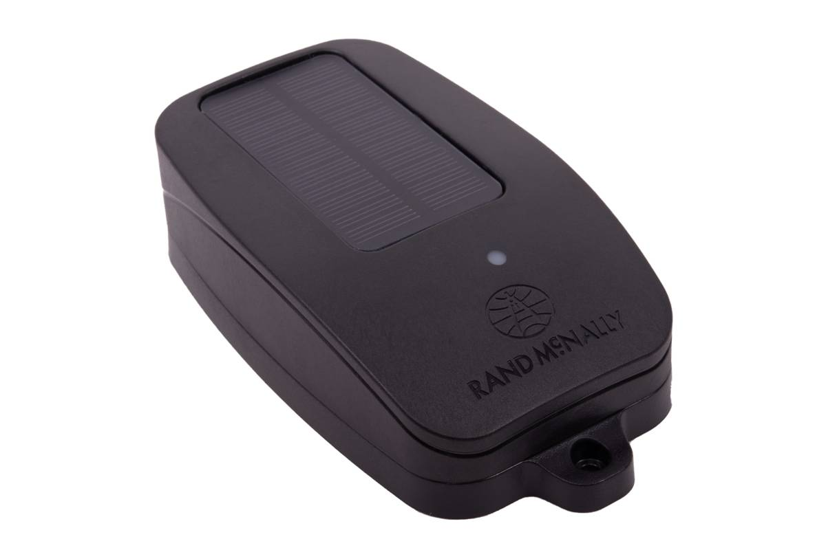 Rand McNally Releases Solar-Powered Tracker for Trailers
