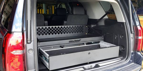 Estes AWS offers three different SUV lockers with different accessibility and lock features for...