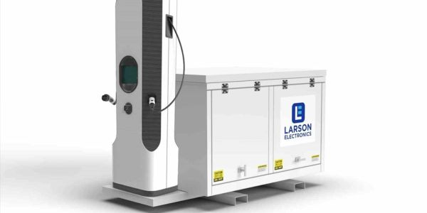 Powered by a 120 kW diesel generator, this self-contained system does not require connection to...