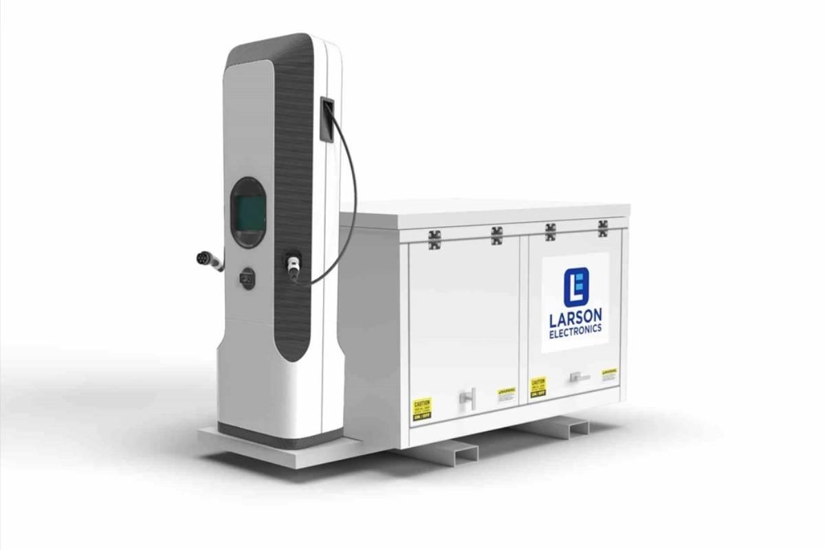 Larson Electronics Portable EV Charging Station
