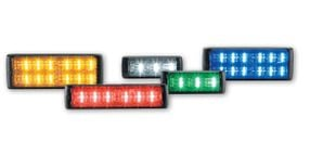 MicroPulse Ultra Lights Available in Single, Dual, and Tri-color Models