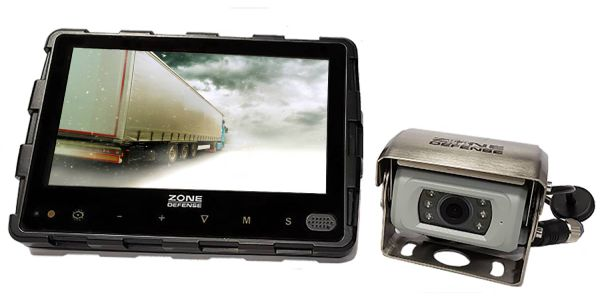 The rugged blind spot vision system is designed to perform in sub-zero temperatures with a...