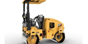 Caterpillar Launches 10 New Utility Compactor Models