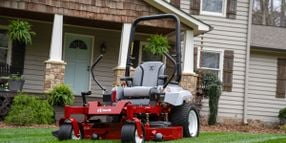 Exmark Expands Radius Zero-Turn Mower Line