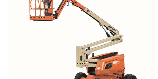 JLG's New Hi-Capacity Boom Lift Offers Greater Flexibility