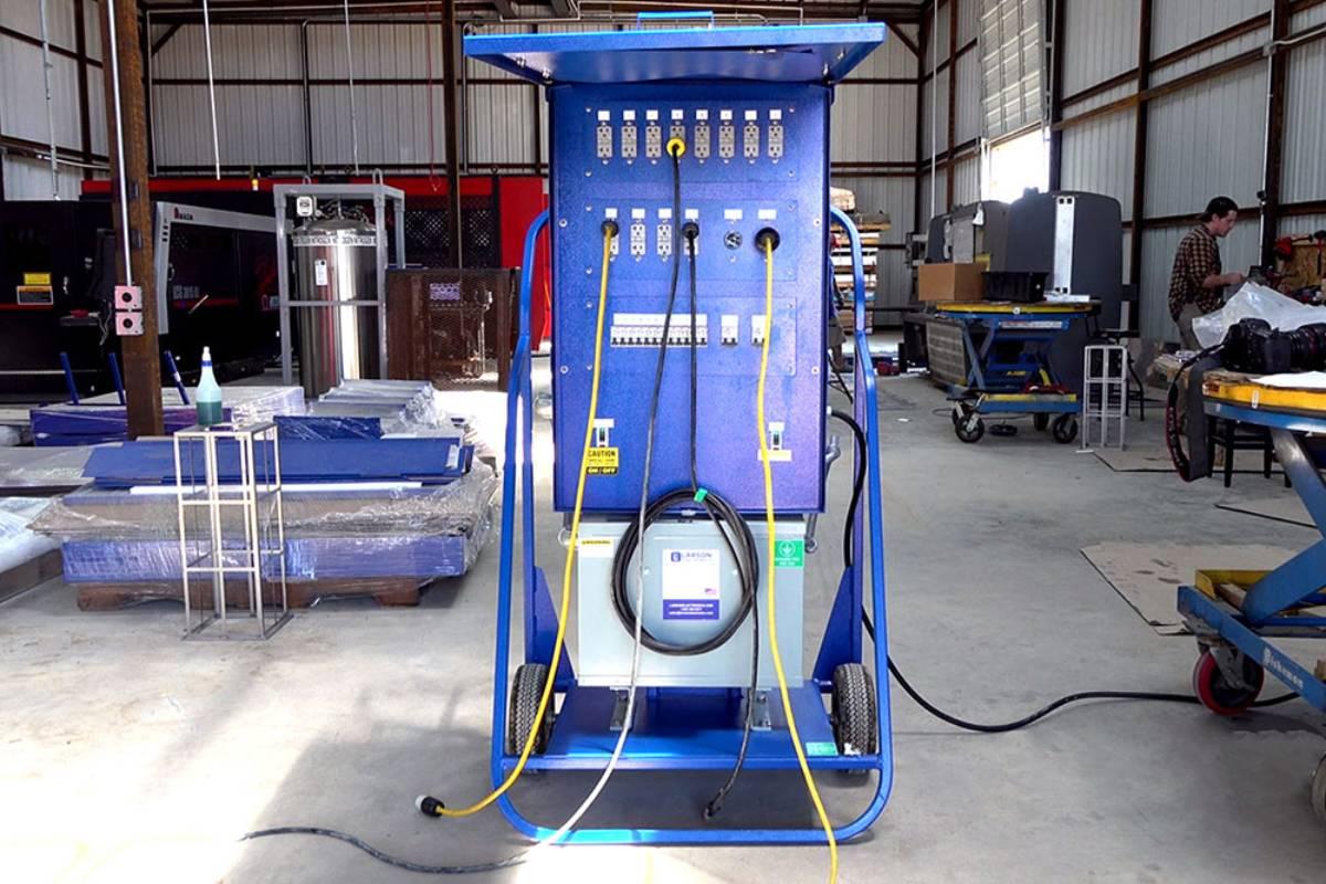 Larson Electronics Portable Power Distribution Systems