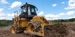 Cat 815 Soil Compactor Features New Tech
