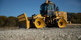 Cat 816 Landfill Compactor Improves Uptime Reliability