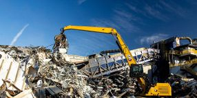 Cat Releases MH3250 and MH3260 Material Handlers